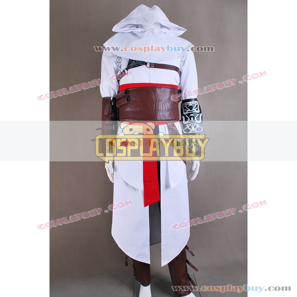 Assassin S Creed Altair Ibn La Ahad Outfits Cosplay Costume Full Set