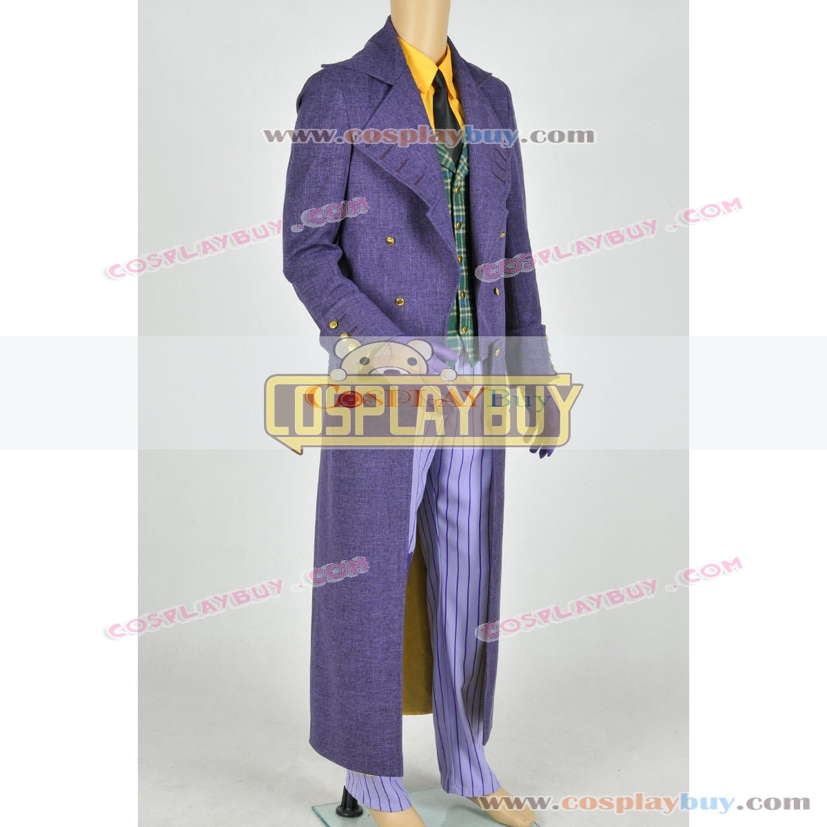 Batman Arkham Origins Blackgate The Joker Costume · Display Gallery Item 1 · Display Gallery Item 2 ...  sc 1 st  Cosplay Buy & Batman: Arkham Origins Blackgate The Joker Cosplay Costume New ...