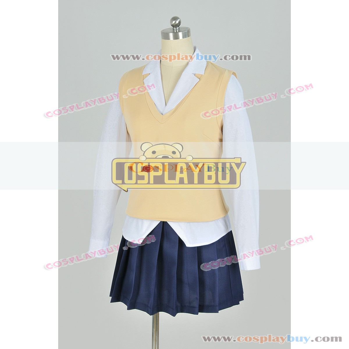 Riddle Story Of Devil Cosplay Haru Ichinose School Girl Uniform