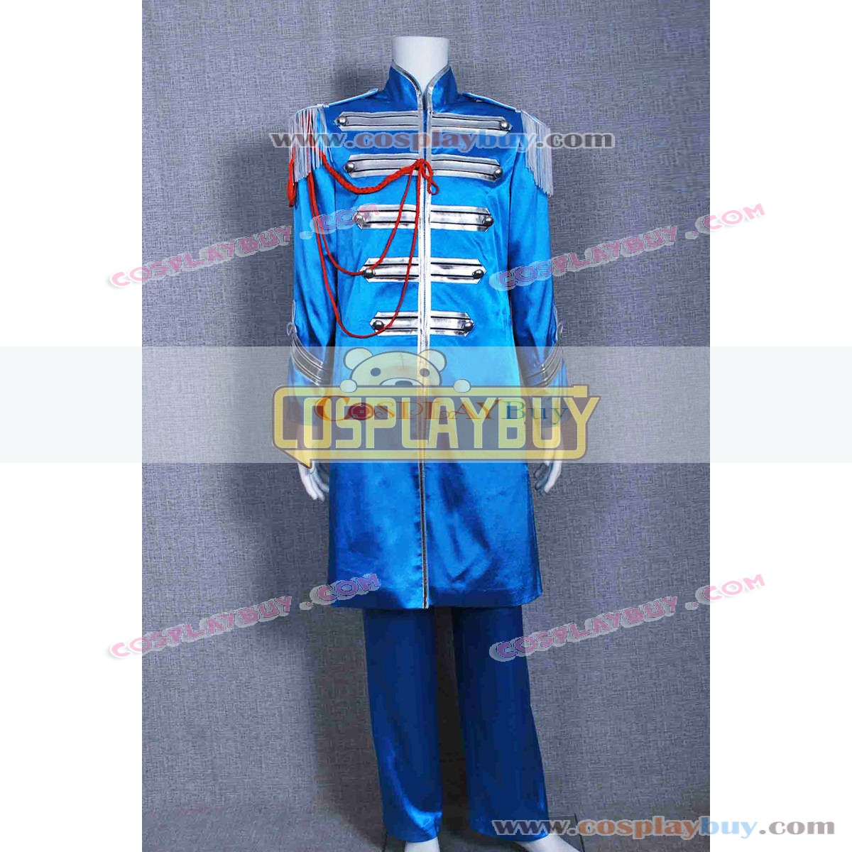 The Beatles Sgt Pepper Sgt Pepper S Lonely Hearts Club Band Sir James Paul Mccartney Cosplay Costume Outfits