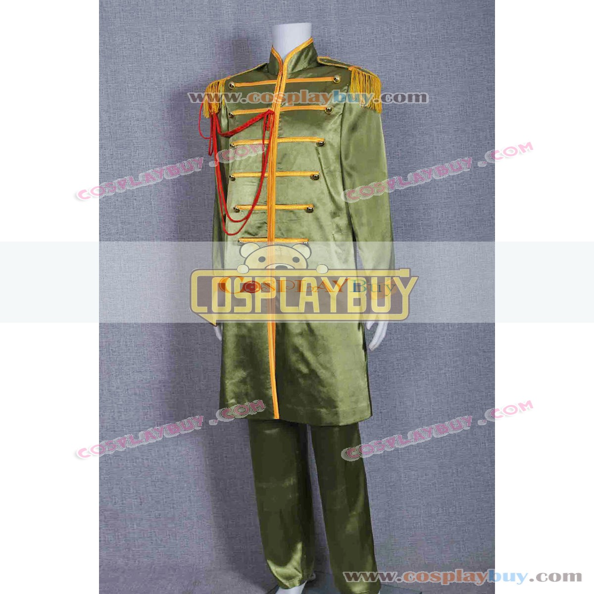 The Beatles Sgt Pepper Sgt Pepper S Lonely Hearts Club Band John Winston Lennon Cosplay Costume Outfits