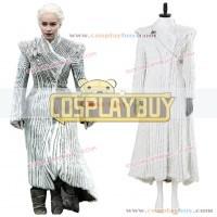 Cosplay Costume From Game of Thrones Daenerys Targaryen