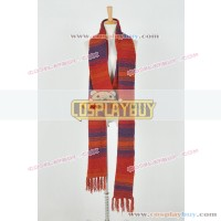 Doctor Who Fourth Doctor 4th Dr Scarf Red