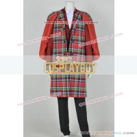 Doctor Who 3rd Dr Costume Full Set