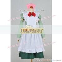 Axis Powers Hetalia Cosplay Hungary Maid Dress