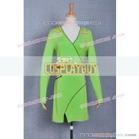 Star Trek TOS Kirk Green Female Dress