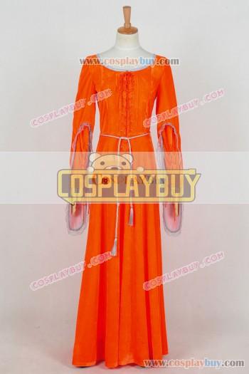 Doctor Who Clara Oswald Dress