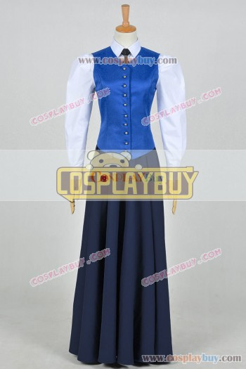 Doctor Who Jenny Flint Maid Dress