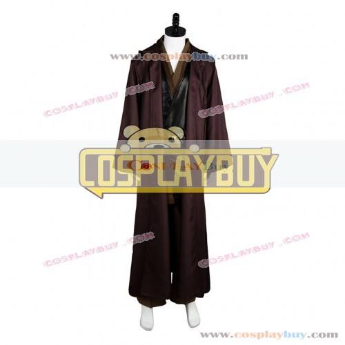 Cosplay Costume From Star Wars Jedi Anakin Skywalker