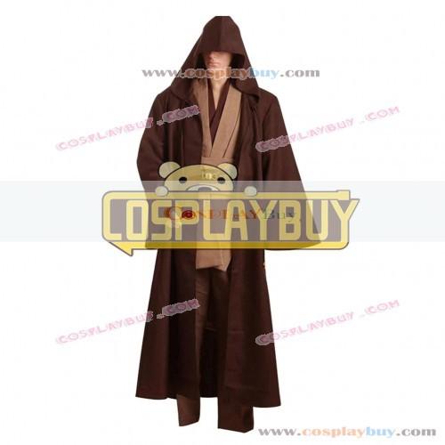 Cosplay Costume From Star Wars Kenobi Jedi