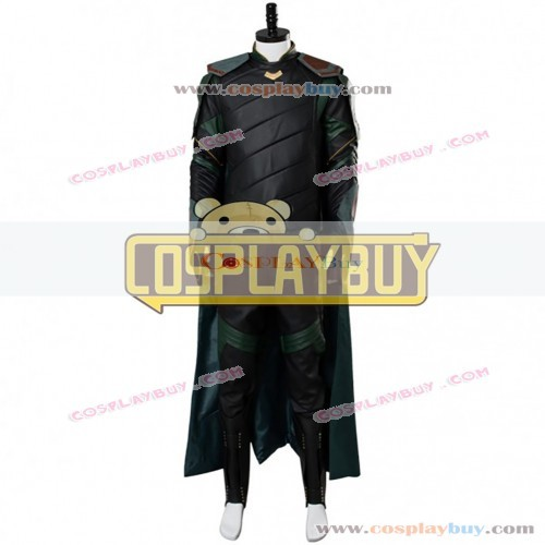 Cosplay Costume From Thor 3 Ragnarok Loki