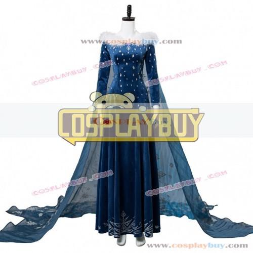 Cosplay Costume From Frozen Princess Elsa
