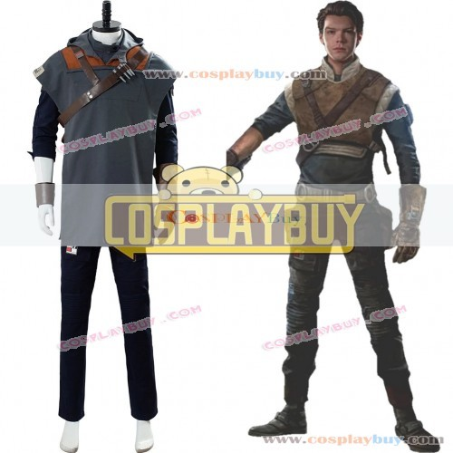 Cosplay Costume From Star Wars Jedi: Fallen Order Cal Kestis