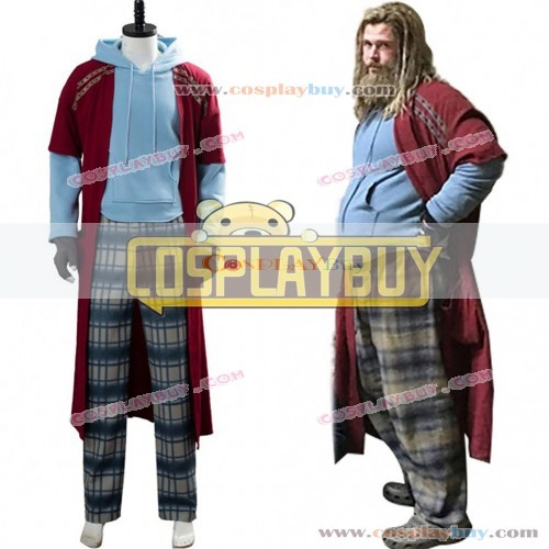 Cosplay Costume From Avengers 4 Endgame Fat Thor