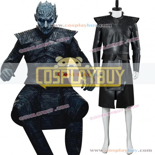 Night's King Cosplay Costume From Game of Thrones Season 8