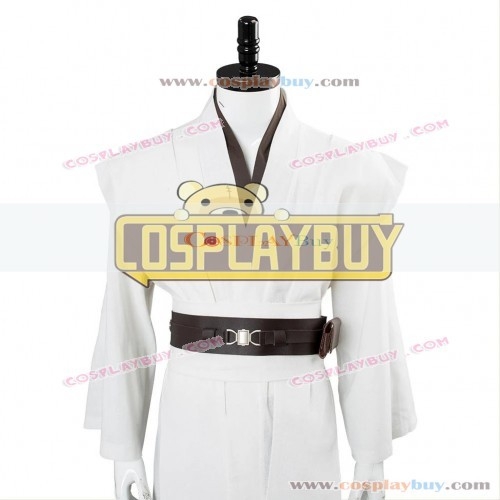 Cosplay Costume From Star Wars Jedi Knight