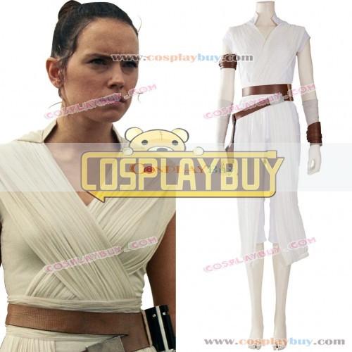 Star Wars: The Rise of Skywalker Cosplay Rey Costume