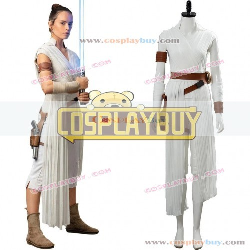 Star Wars: The Rise of Skywalker Cosplay Rey Costume