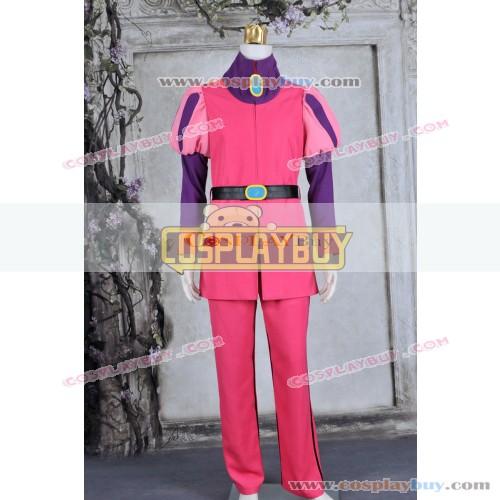 Adventure Time Cosplay Prince Gumball Uniform