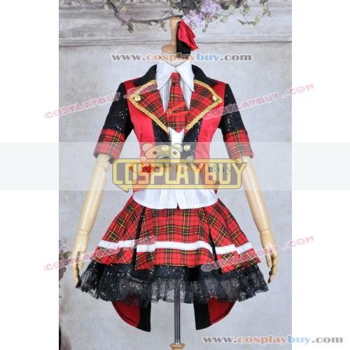 AKB0048 Cosplay Atsuko Maeda Costume