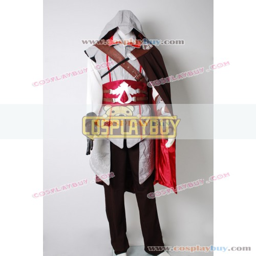 Assassins Creed II Cosplay Ezio Outfits