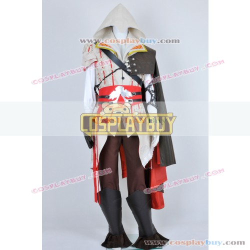 Assassins Creed II Cosplay Ezio Costume