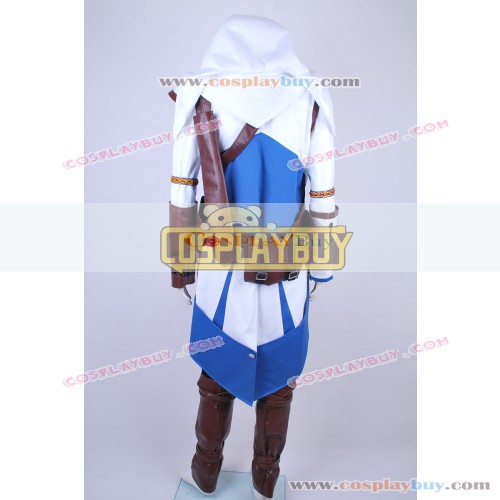 Assassins Creed III Cosplay Connor Outfits