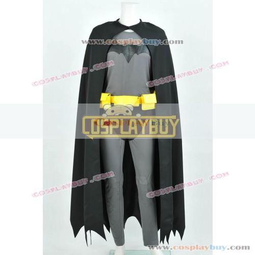 Batman The Dark Knight Costume Bruce Wayne Jumpsuit