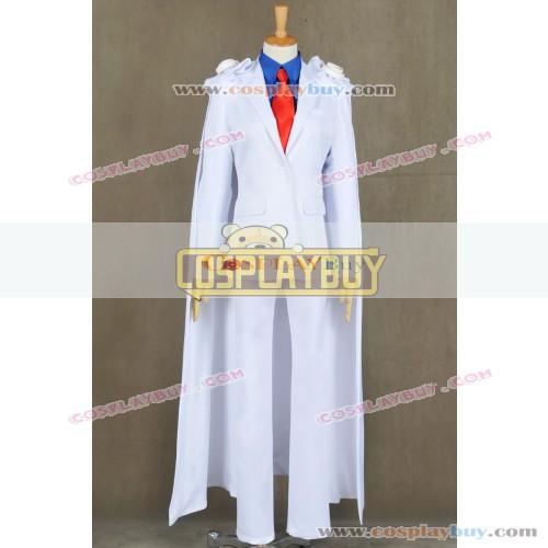 Magic Kaito Cosplay Kaito Kuroba Uniform