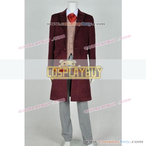 Doctor Who 4th Dr Tom Baker Daily Uniform Full Set