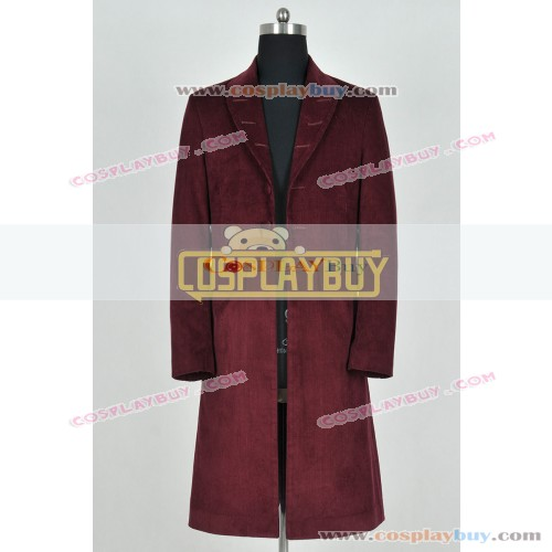Doctor Who 4th Dr Tom Baker Daily Uniform Trench Coat