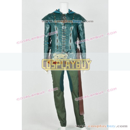 Doctor Who 8 Robin Hood Uniform