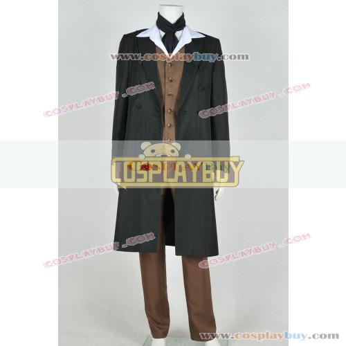 Doctor Who 8th Dr Paul McGann Costume Full Set