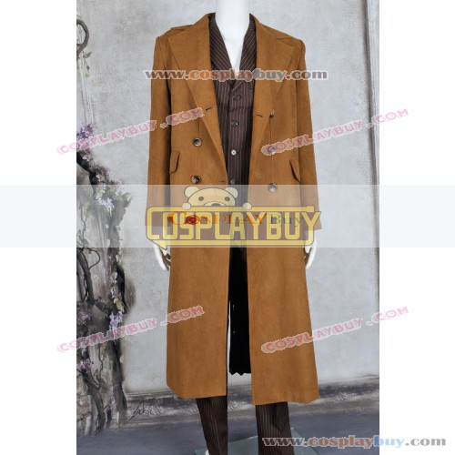 Doctor Who Dr 10th David Tennant Costume Full Set