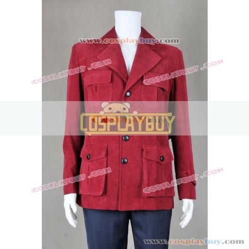 Doctor Who Dr 4th Tom Baker Corduroy Coat
