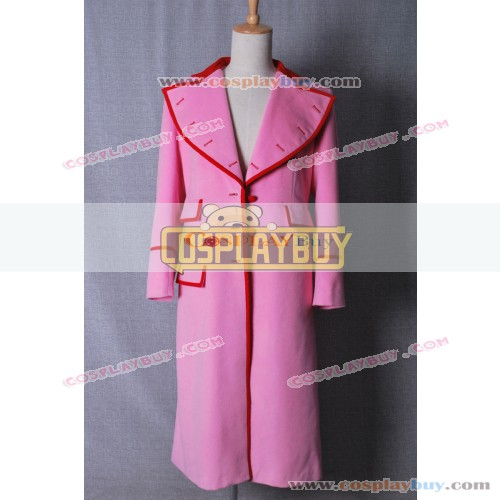 Doctor Who The 4th Companion Lalla Ward Trench Coat