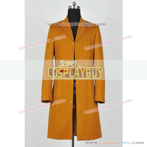 Doctor Who The Caretaker 12th Dr Trench Coat