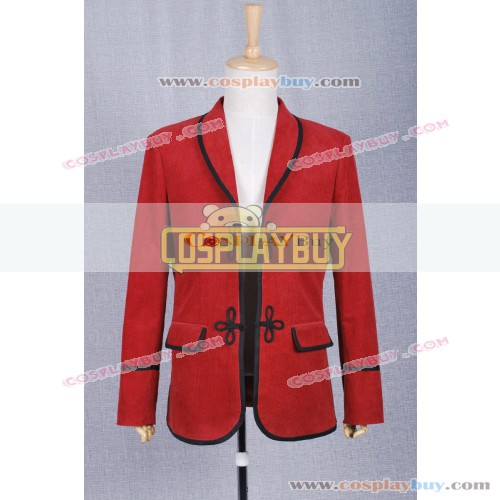 Doctor Who The Third Jon Pertwee Red Jacket