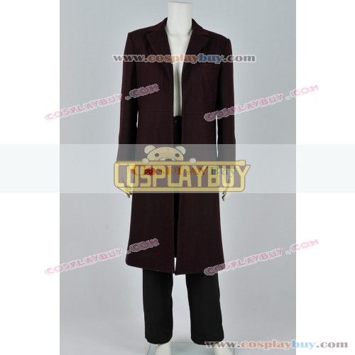 Doctor Who The 11th The Bells Of Saint Trench Coat