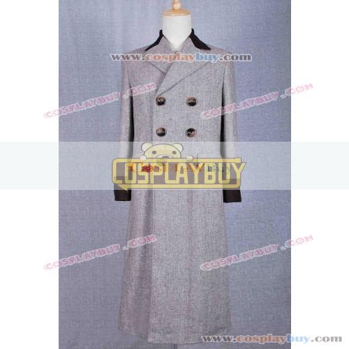 Doctor Who Dr. Wenge Tom Baker Trench Coat
