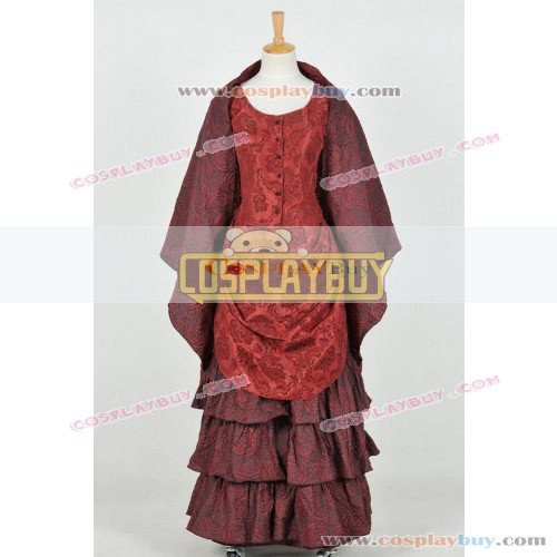 Doctor Who The Snowmen Clara Oswald Dress