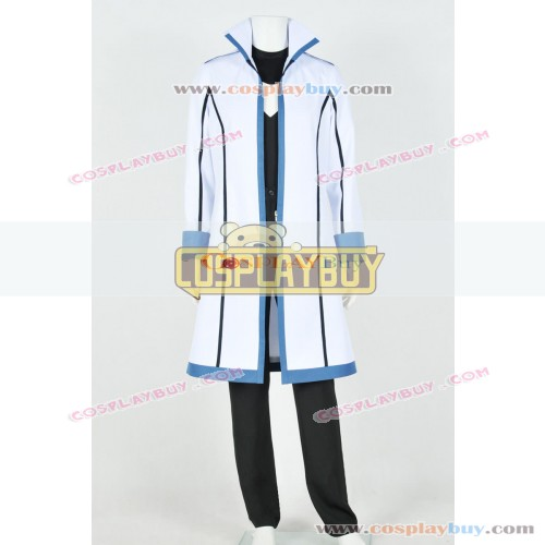 Fairy Tail Cosplay Gray Fullbuster Uniform