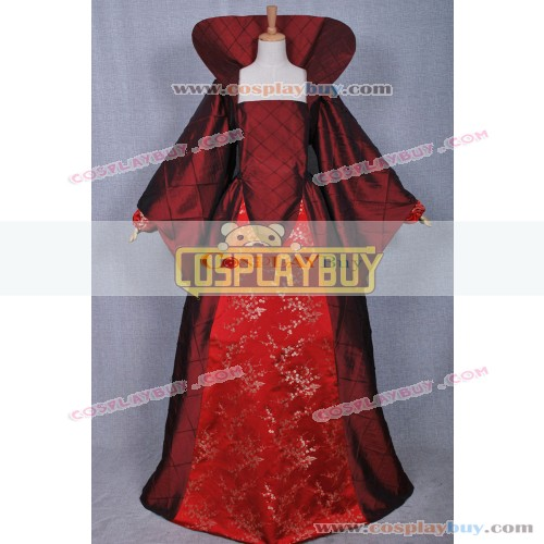 Historical Retro Dress Vintage Ball Gown