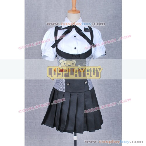 Inu x Boku SS Cosplay Roromiya Karuta Uniform