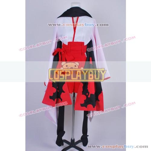 Inu x Boku SS Cosplay Ririchiyo Shirakiin Kimono