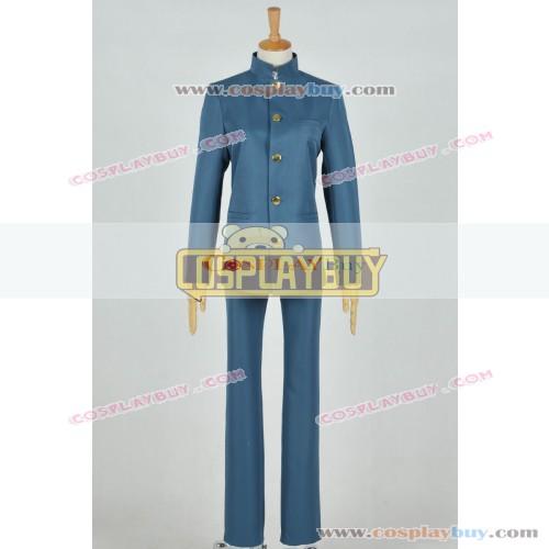 Magic Kaito Cosplay Kaito Kuroba School Uniform