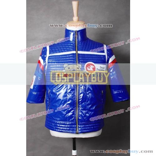My Chemical Romance Costume Blue Jacket