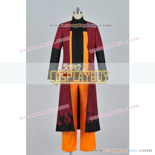 Naruto Cosplay Naruto Uzumaki Uniform
