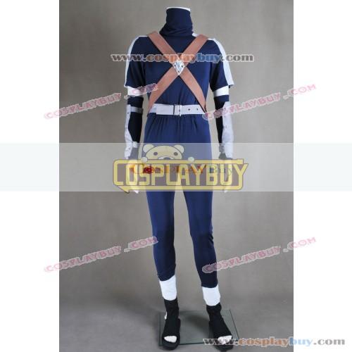 Naruto Cosplay Hatake Kakashi Costume
