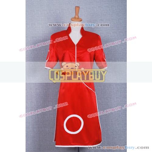 Naruto Cosplay Sakura Haruno Dress